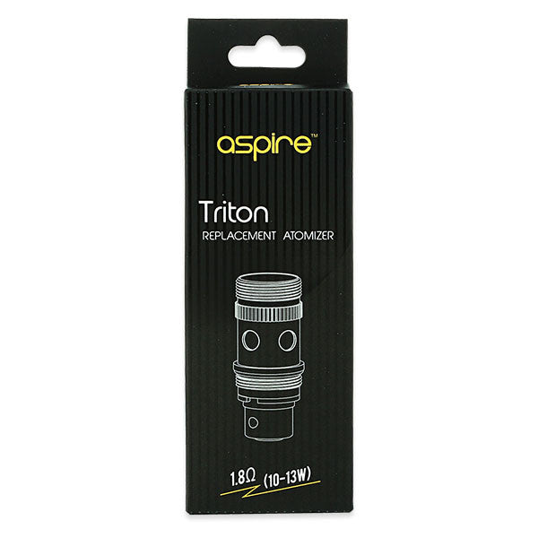 Replacement Coils for Aspire Triton & Trtion 2 Tanks - Kanthal