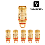 5 x Vaporesso Ceramic cCELL SS316 Replacement Coils