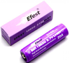 Efest IMR 18650, 20A 3500mah 3.7V rechargeable battery