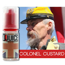 Colonel Custard by T-juice 10ml