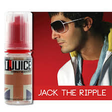 Jack the Ripple by T-juice 10ml