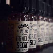 Grace's Secret by Prohibition Potions 10mls