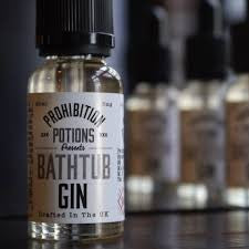 Bath Tub Gin by Prohibition Potions 10ml