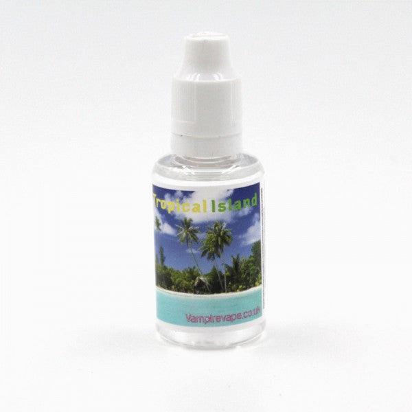 Tropical Island by Vampire Vape Concentrate 30ml