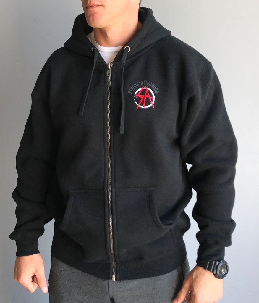 "Official ""SA Club"" Super Heavy Weight Hoodie"
