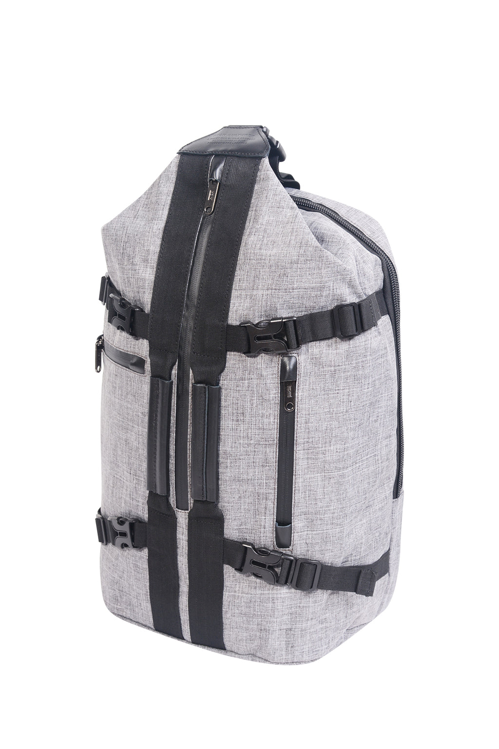 2-IN-1 TRAVEL BACKPACK | GREY - 192