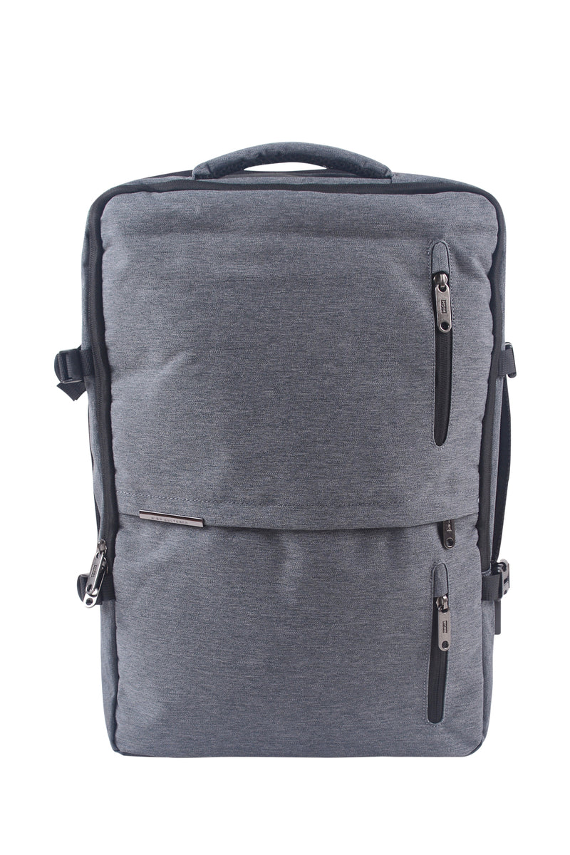 EXPANDABLE LAPTOP BACKPACK | GREY - 193