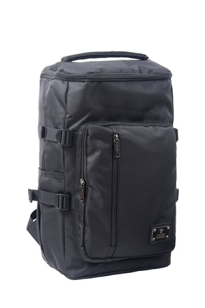 TOP-LOADER BACKPACK | BLACK - 201