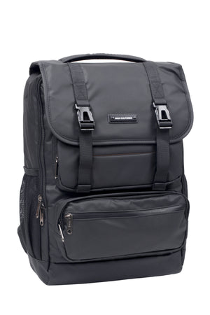 FLAP OUTDOOR DAYPACK | BLACK - 209