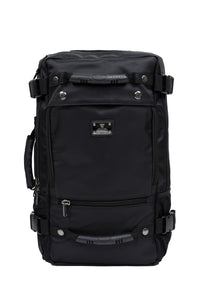 CANVAS LAPTOP BACKPACK | BLACK - 207