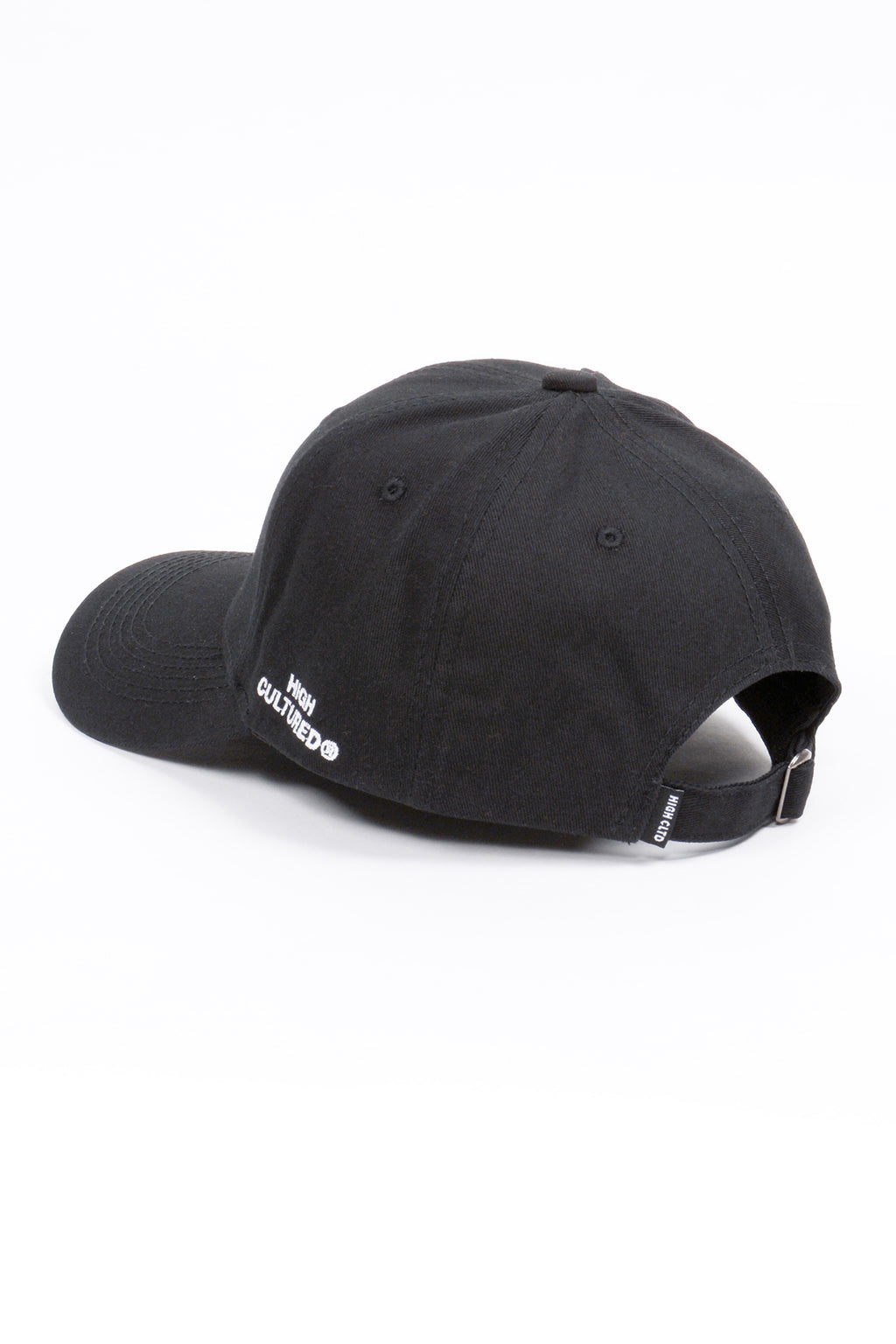 ORDINARY BEAR BASEBALL CAP | BLACK - 126