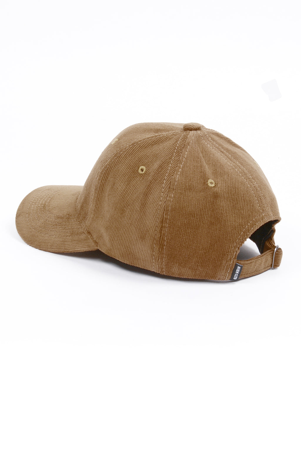 'H' WING SILHOUETTE BASEBALL CAP | CAMEL -127