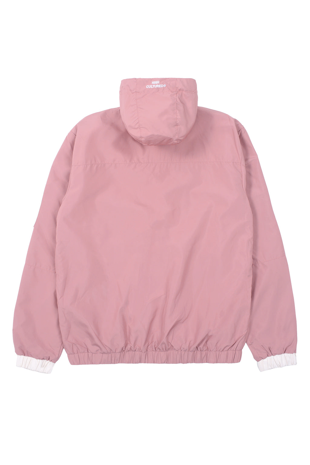 HIGH CULTURED CLASSIC ATHLETICS WINDBREAKER | PINK - 90