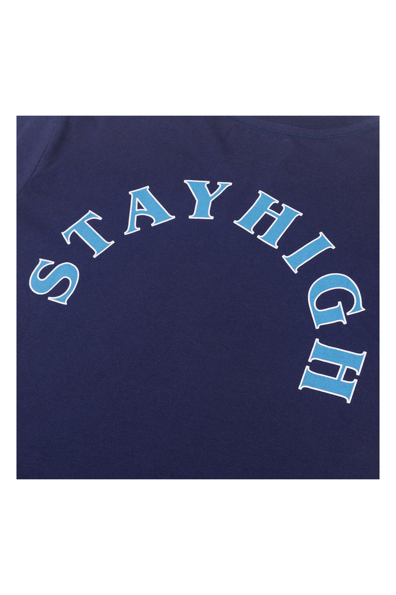 "SIGNATURE ""STAY HIGH"" TEE - 709"