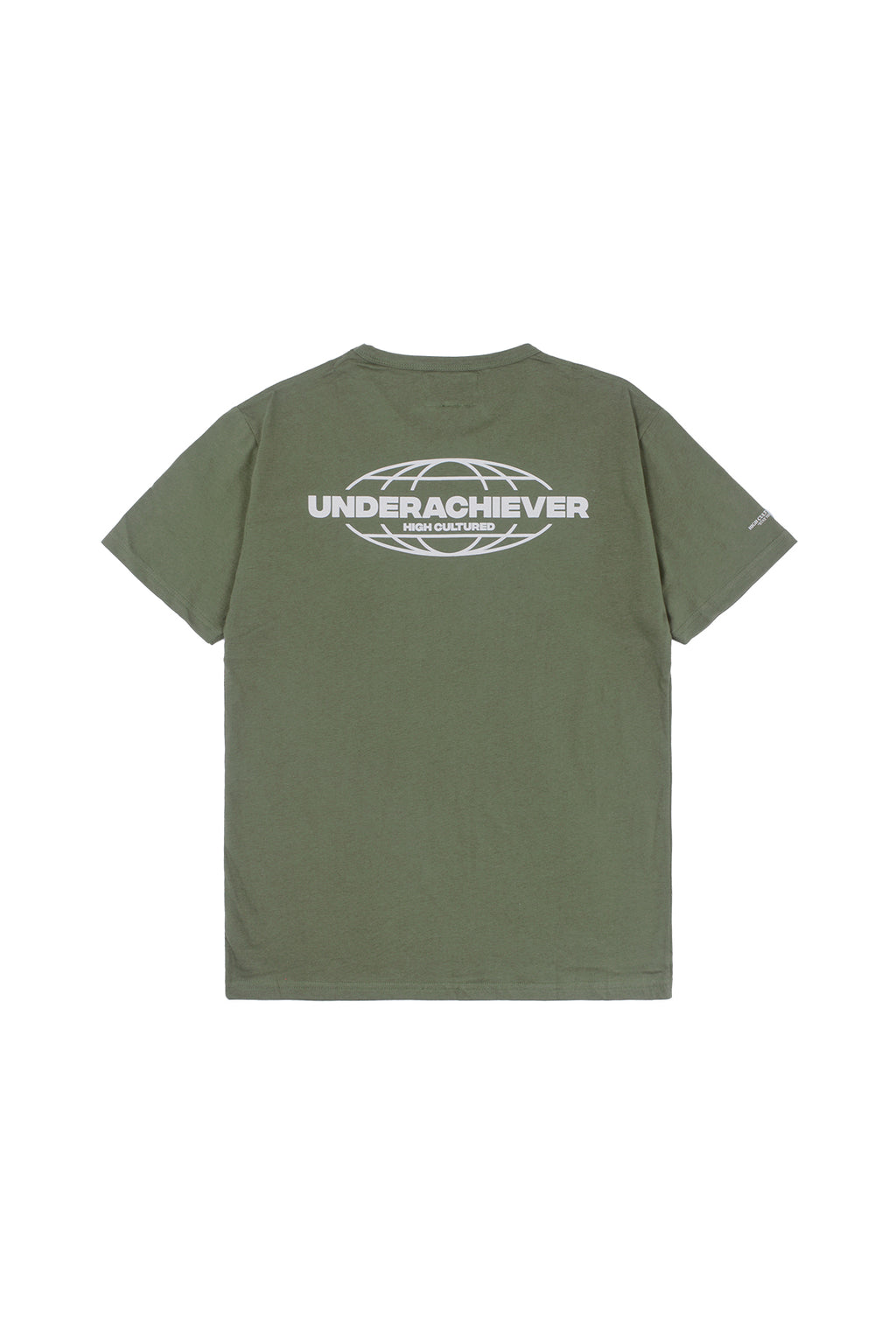 UNDERACHIEVER BADGES TEE | ARMY - 775