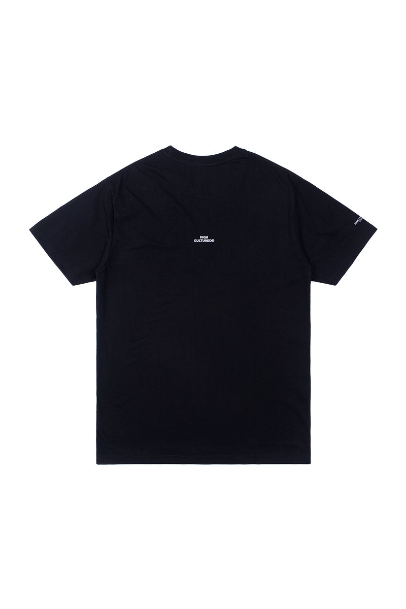 LAZY CLUB PANTHER TEE | BLACK - 777