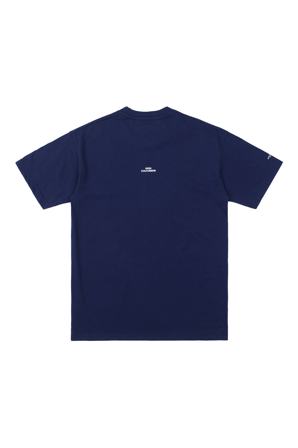 LAZY CLUB MOUSE TEE | NAVY - 782