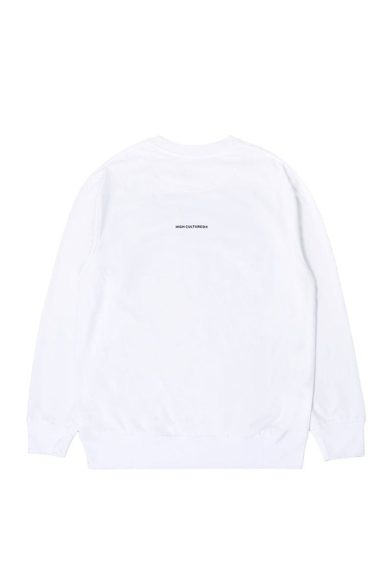 """LUKE, THE CAR RACER BEAR"" SWEATER 