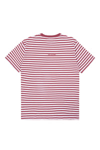 COMPACT STRIPES POCKET TEE - 764