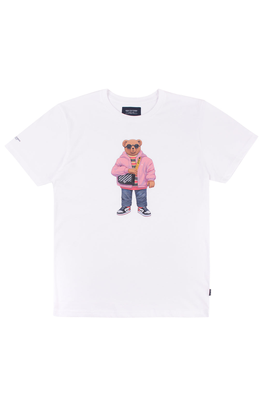"""LUKE, THE BAGGY BEAR"" TEE 