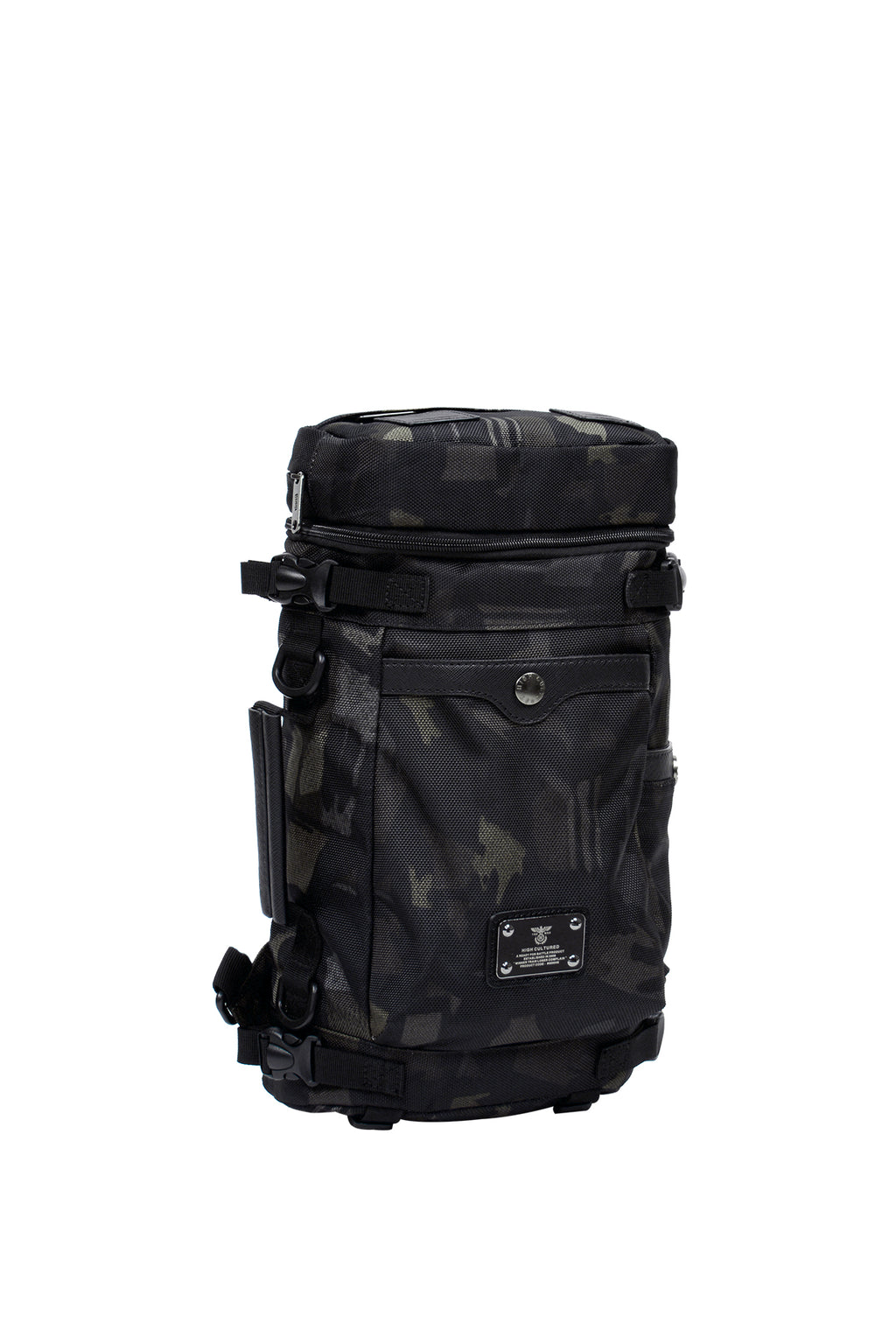 BRUSH CAMO MULTIPURPOSE SHOULDER BAG- 40