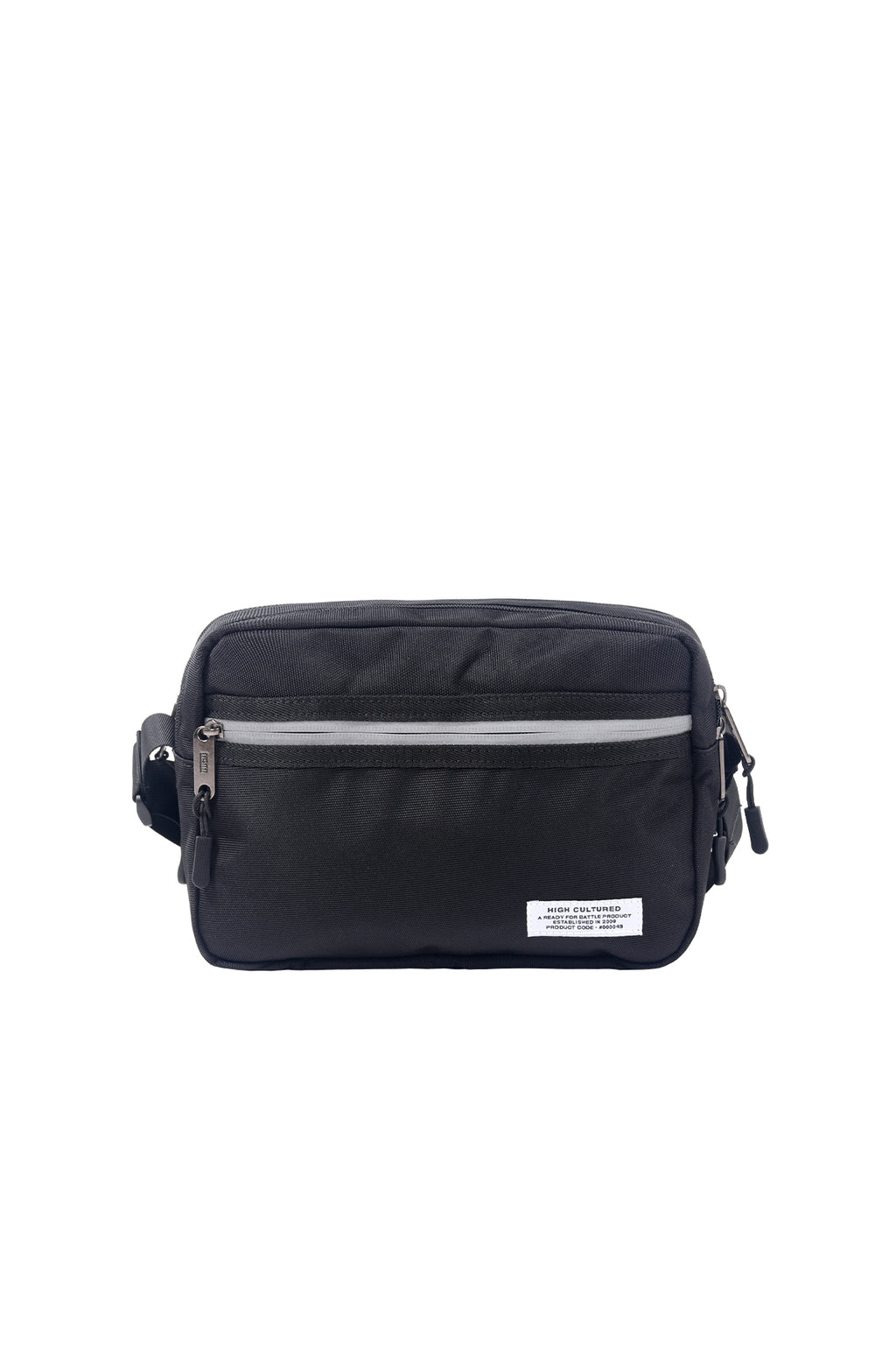 REFLECTIVE STRIPES MEDIUM ESSENTIAL BAG - 31