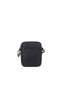 REFLECTIVE STRIPES SMALL ESSENTIAL BAG | BLACK - 32