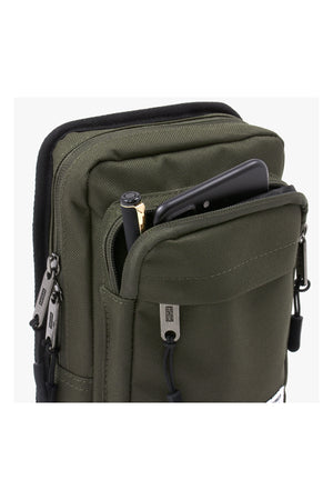 CONVERTIBLE SMALL ESSENTIAL BAG | ARMY - 43