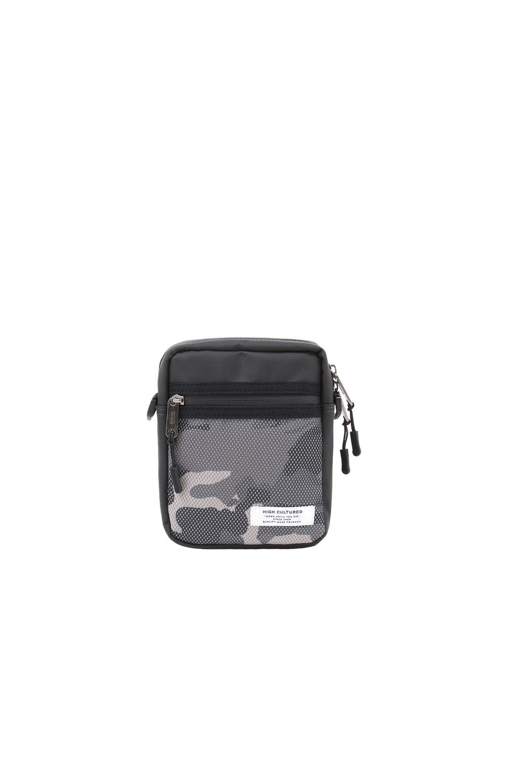 CAMO REFLECTIVE MESH SMALL ESSENTIAL BAG - 45