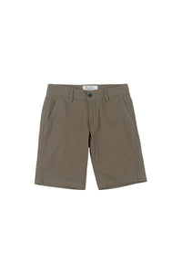 CLASSIC STRETCH SLIM-FIT SHORT PANT | KHAKI - 93