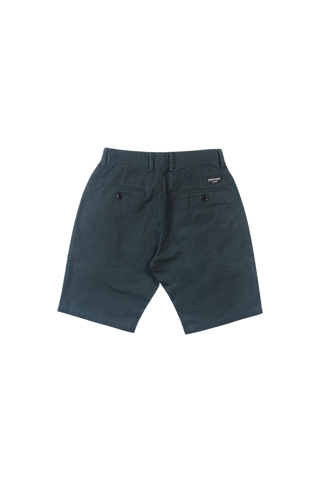 STANDARD-FIT CHINO SHORT PANT | TURQUOISE - 94