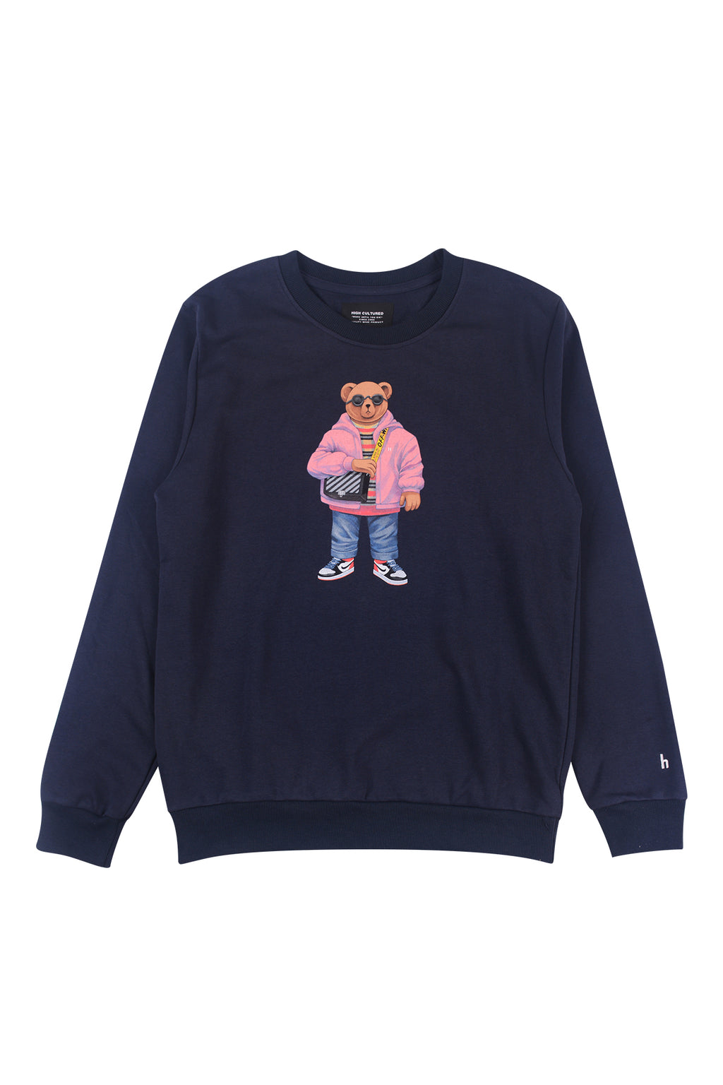 """LUKE, THE BAGGY BEAR"" SWEATER - 184"