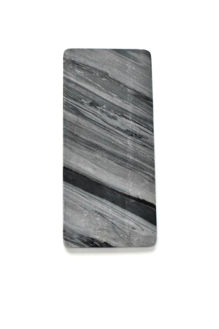 Grey Marble Tray - Large