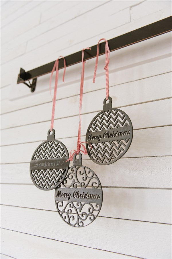 Holiday Ornament - Moroccan