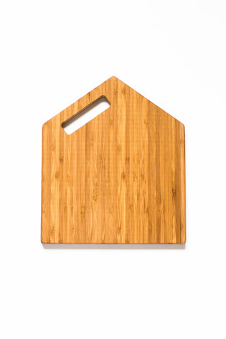 Side Handle Square - Bamboo