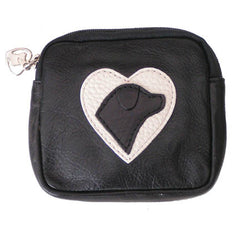 Cariad Stash Bag black - Bag for Treats