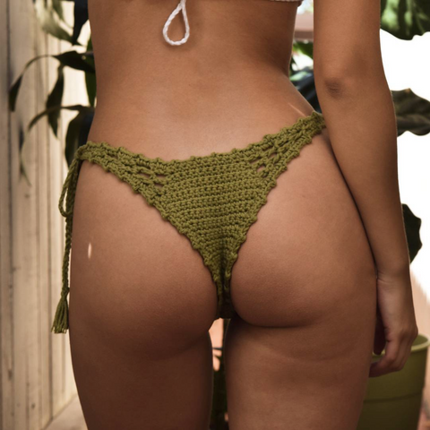 Jungle Jane Bikini Bottom