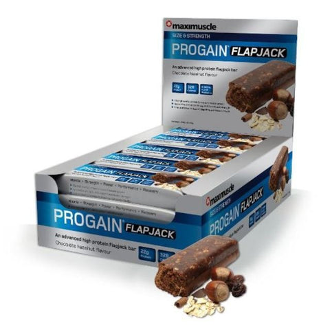 Progain Flapjacks - 12 per box