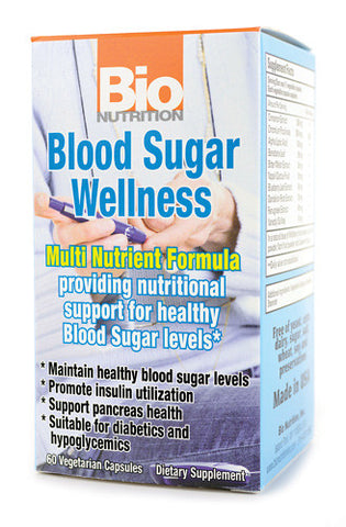Blood Sugar Wellness