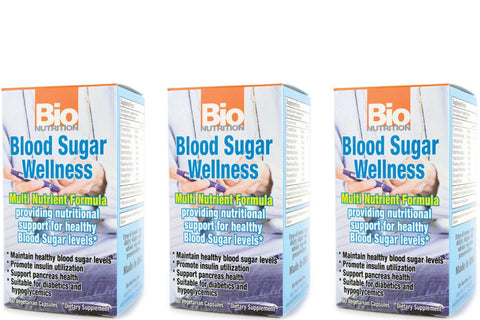 Blood Sugar Wellness - Discounted price! (3 for 2)