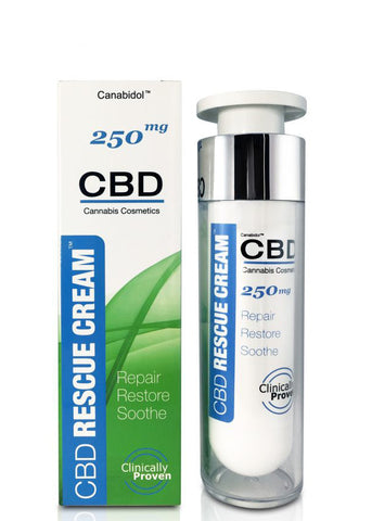CANABIDOL™ CBD RESCUE CREAM - 250mg