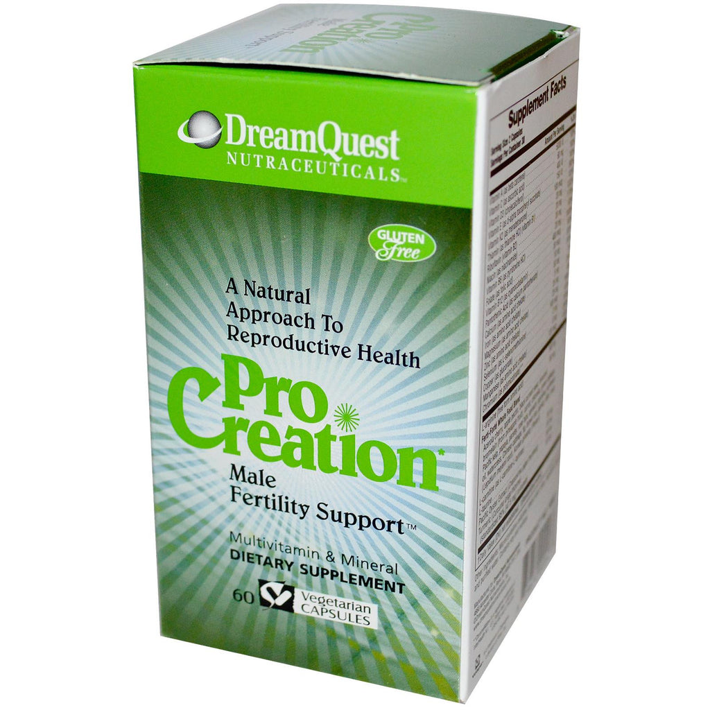 Pro Creation - Male Fertility Support