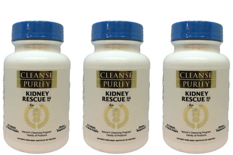Kidney Rescue - Discounted price! (3 for 2)