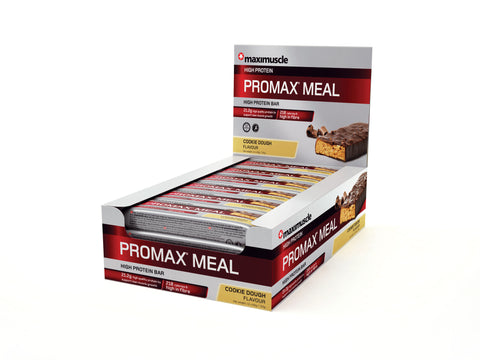 Promax Meal bars (60g bar, 12 per box)