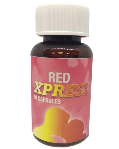 Red Express (Red Devil) (10 capsules)