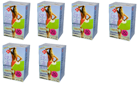 Body Slim Tea: Buy 5 get 1 FREE