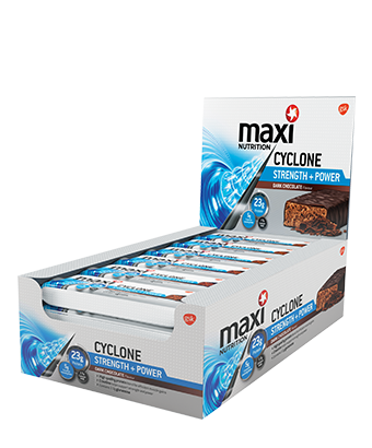 Cyclone bars - 60g Bar - 12 per box