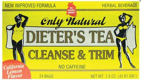 Dieter's Tea - Cleanse & Trim