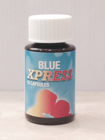 Blue Express (10 capsules)