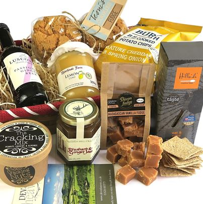 Hampers Suitable For Vegetarians